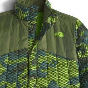 607048b51 North Face Hayden ThermoBall PrimaLoft Jacket Boys NWT